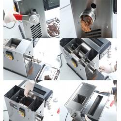 Chi tiết cách sử dụng máy làm viên hoàn thủ công vô cùng dễ dàng
