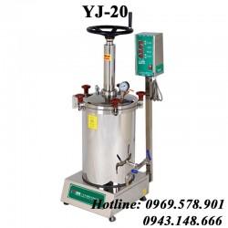 Ưu điểm của máy sắc thuốc bắc bán tự động YJ20