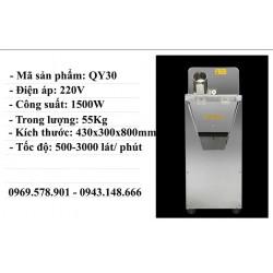 Đặc điểm của máy thái lát thuốc Đông y QY30